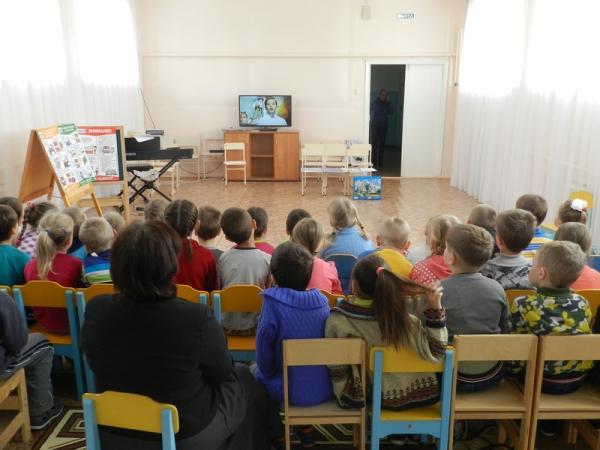 Воронежские газовики за месяц провели уроки безопасности в почти в 100 воронежских школах