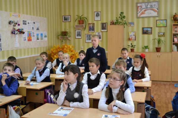 Воронежские газовики провели в школах региона уроки безопасности