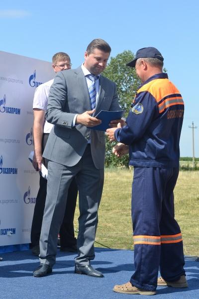В Панинском районе состоялся досрочный торжественный пуск межпоселкового газопровода