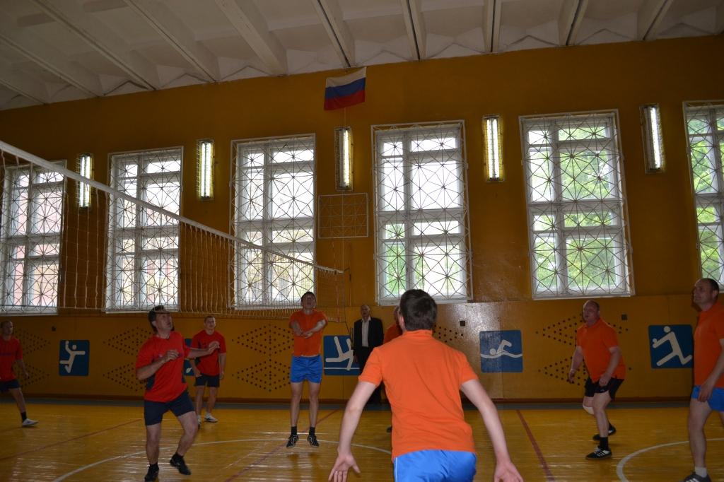 21 апреля 2012 года стартовала ставшая традиционной Спартакиада среди трудовых коллективов ОАО «Воронежоблгаз»