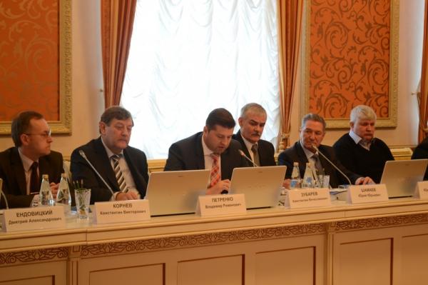 Выездное заседание экспертного совета по вопросам развития конкуренции на рынках газа при Федеральной антимонопольной службе