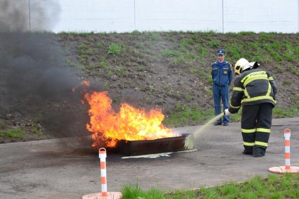 Специалисты «Газпром газораспределение Воронеж» провели совместные учения с пожарными частями