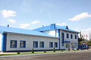Филиал ОАО Газпром газораспределение Воронеж в г. Поворино