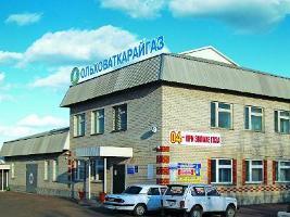 Филиал ОАО Газпром газораспределение Воронеж в р.п. Ольховатке